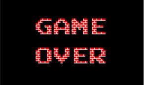 Il gioco è finito