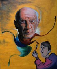 Picasso, di Louis Antonio Palumbo