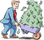 rifiuti e soldi